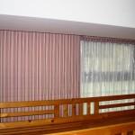 子供部屋にプレーンシェードのカーテンを取り付け 大阪市住吉区