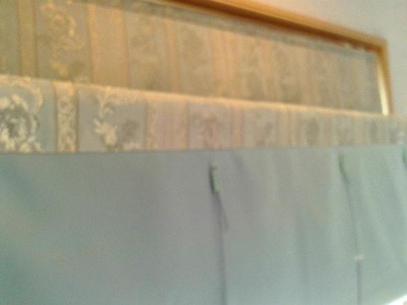 新しいシェードカーテン