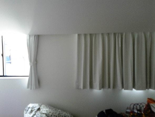 子ども部屋 遮光カーテン