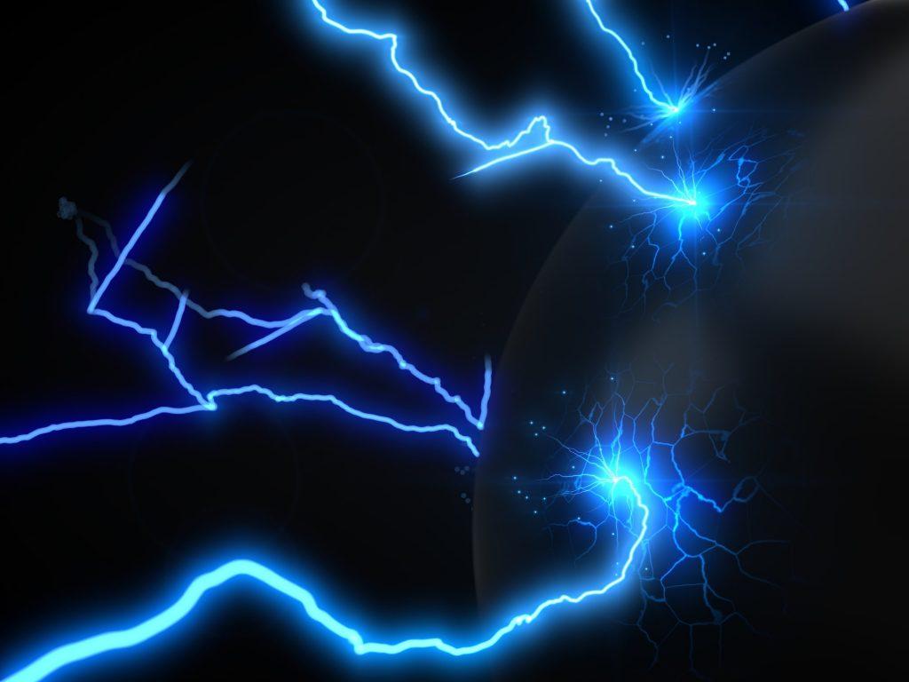 静電気イメージ