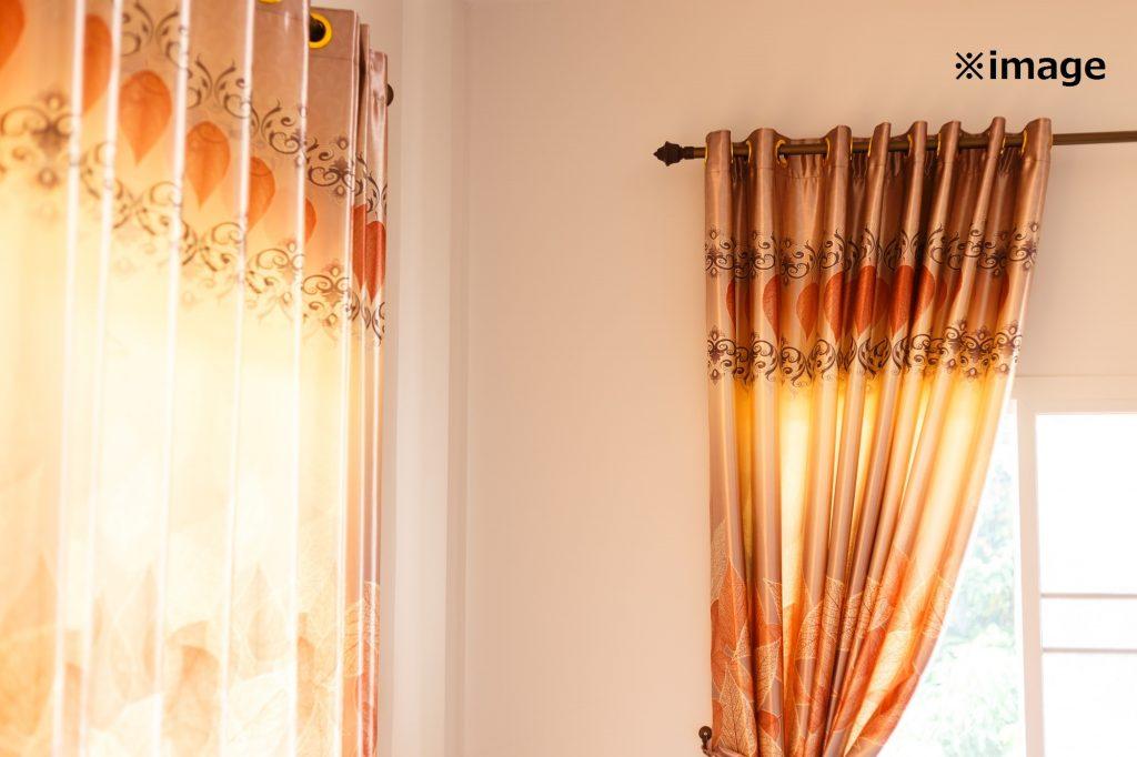 ハトメカーテン2