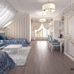 姫系カーテンを作る5つのポイントとコーディネート例 | 夢のプリンセス部屋を叶えよう!