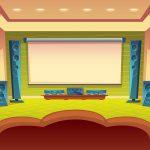 家でも大画面で映画が見たい!プロジェクターの映写に使えるスクリーン・カーテンはあるのか?
