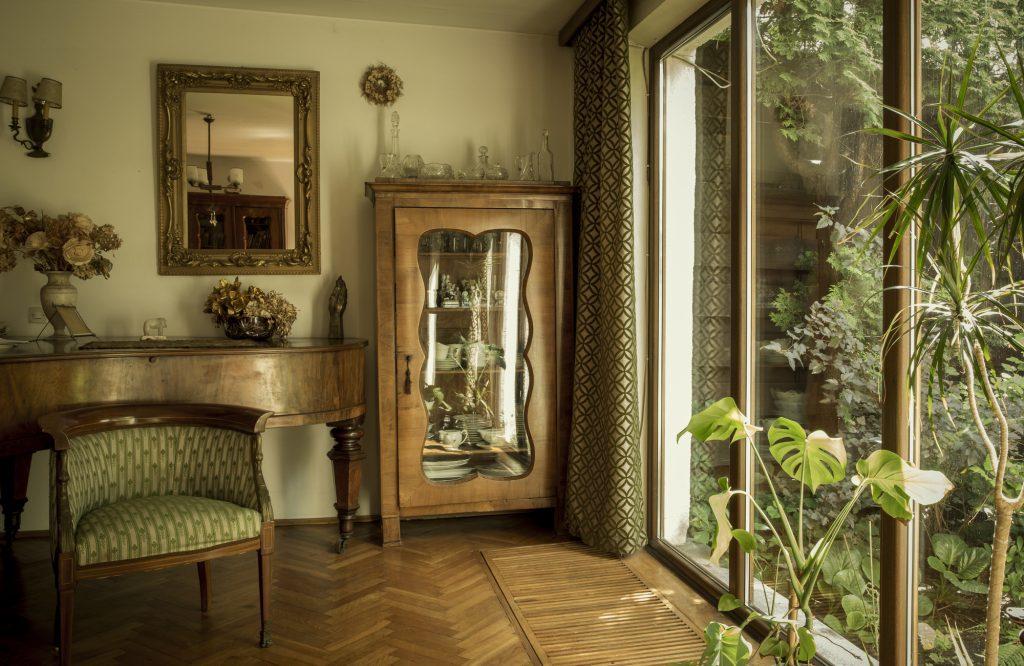 Antique interior