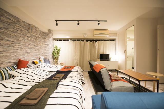 カーテン 寝室