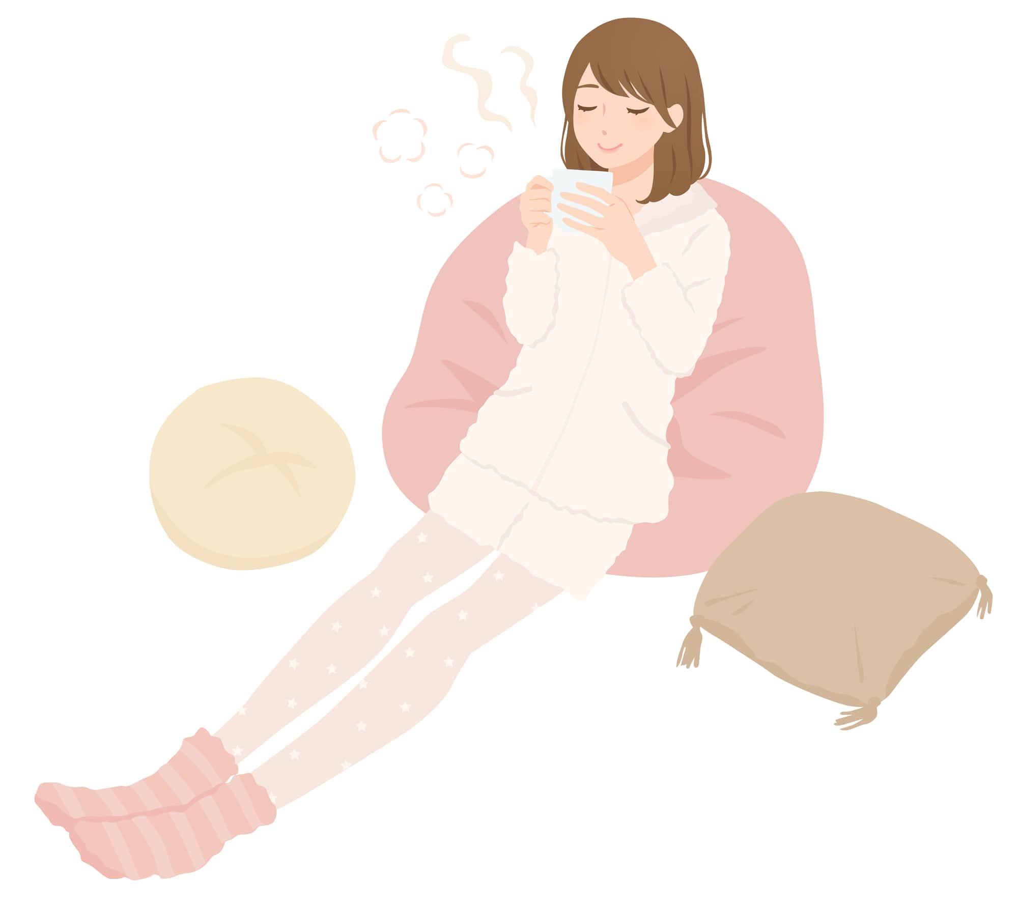 暖かい 暮らし