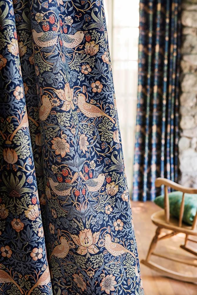川島織物セルコン クラシックカーテン-min