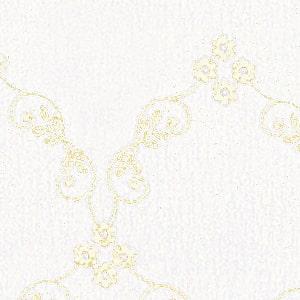 サンゲツ レースカーテン1 刺繡アップ-min